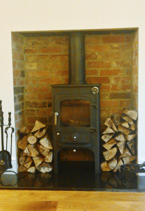 Clearview 400p Multifuel Stove