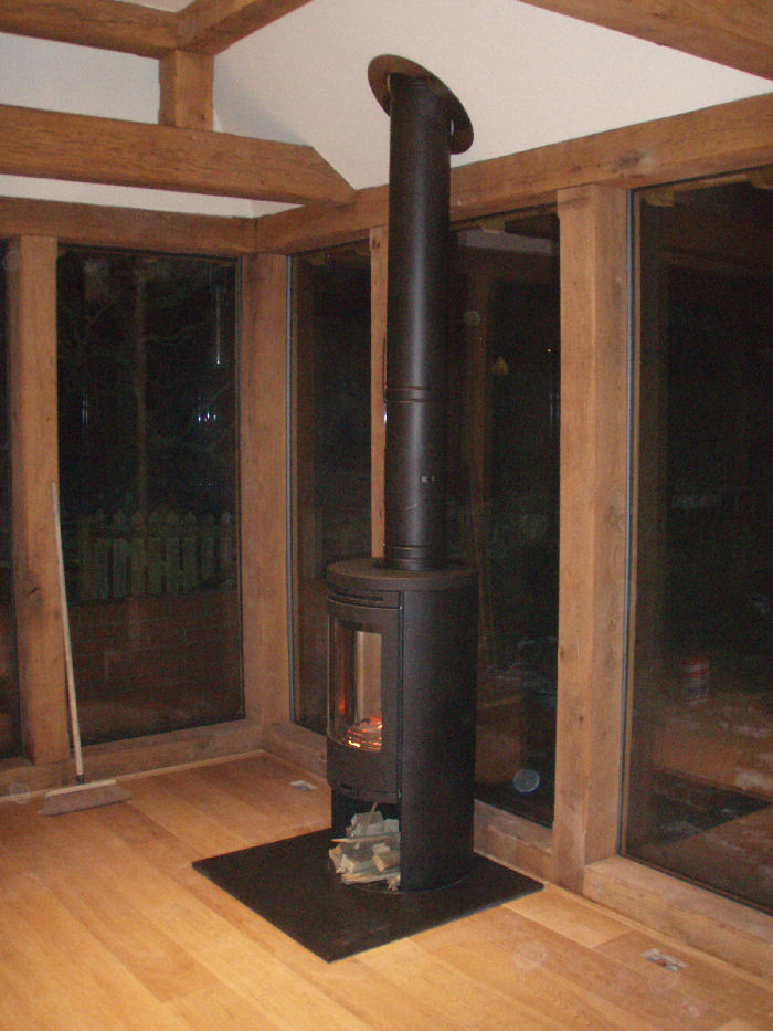 Contura 510 Wood Burning Stove