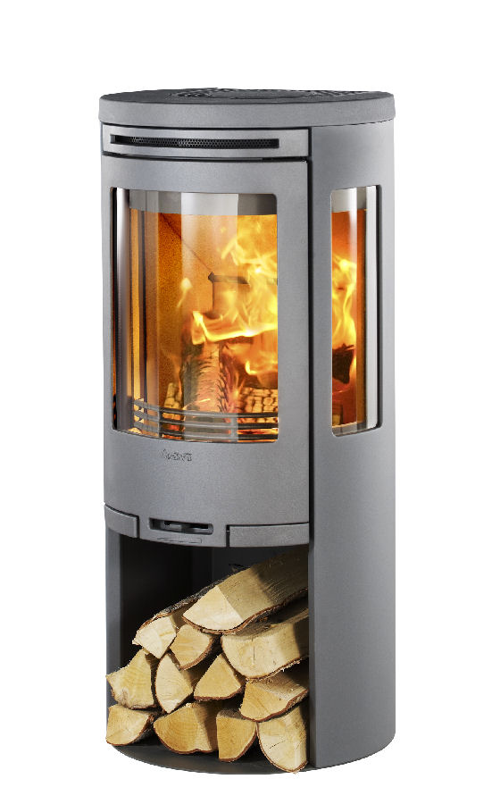 Technical Data For Contura 556 Wood Burning Stove