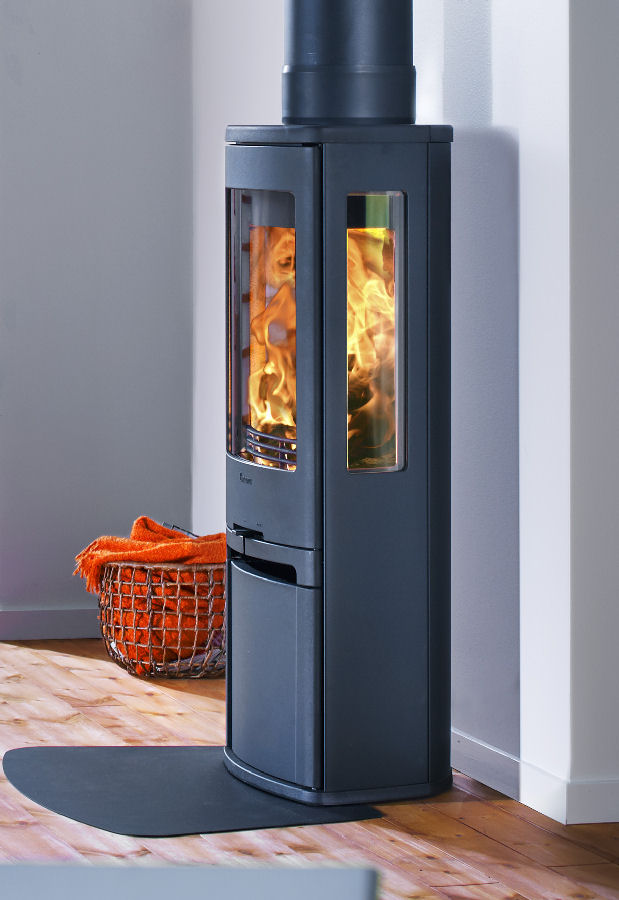 Technical Data For Contura 750 Wood Burning Stove