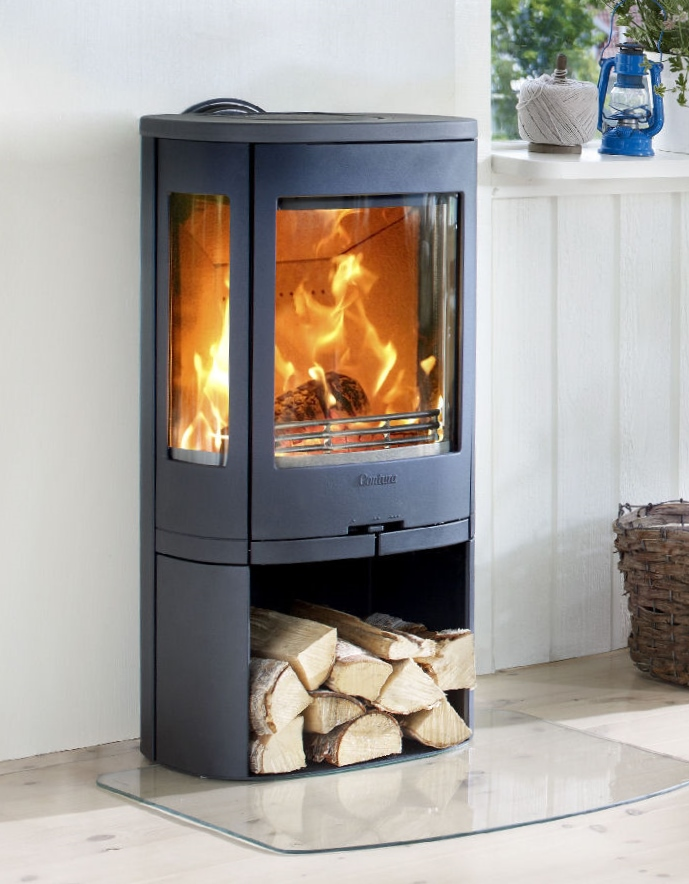 Technical Data For Contura 850 Wood Burning Stove