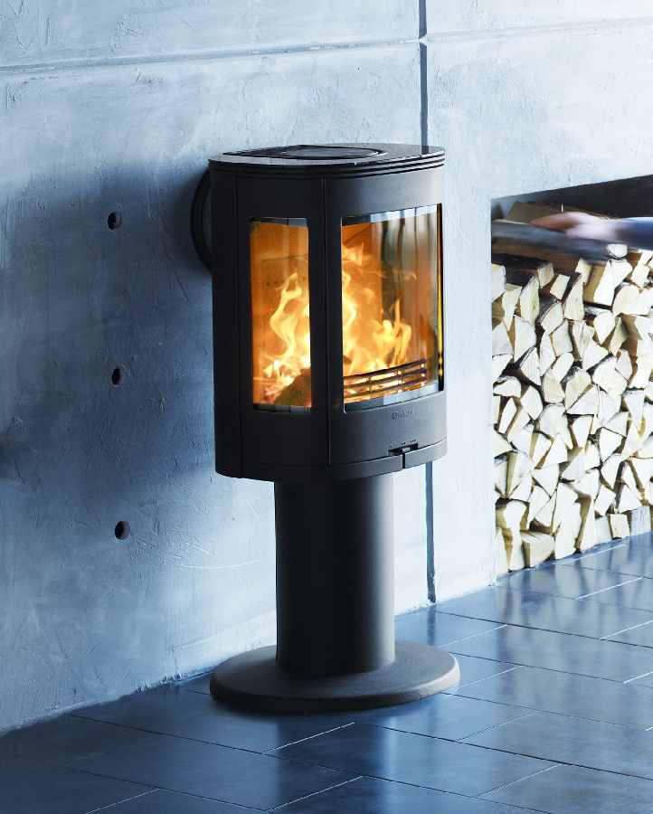 Technical Data For Contura 880 Wood Burning Stove