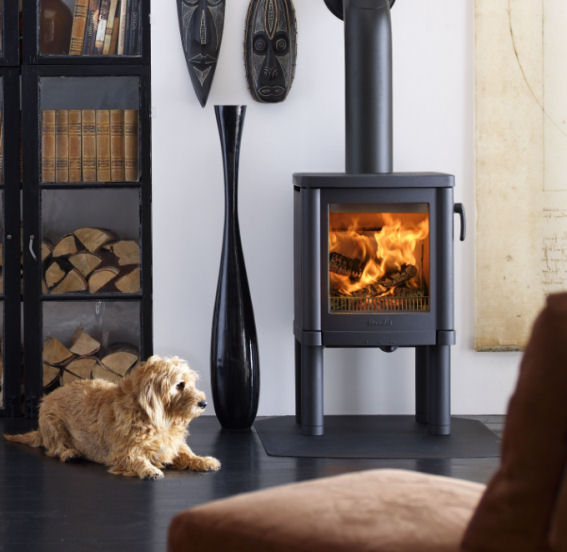 Scandinavian Wood Stove WB Designs