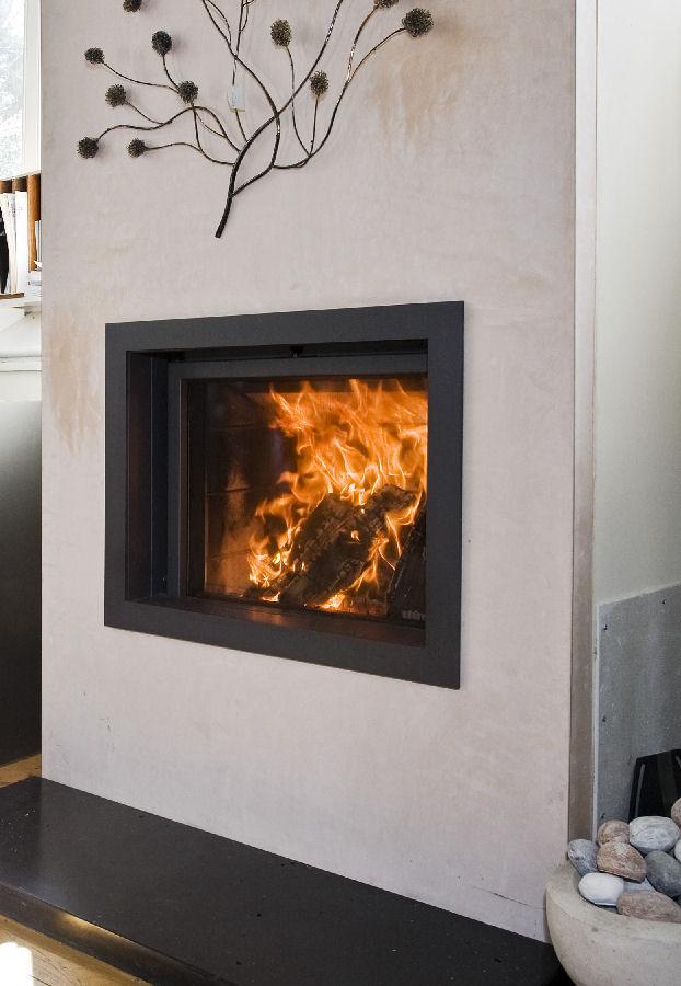 Technical data for Stuv 21/75 wood burning stove