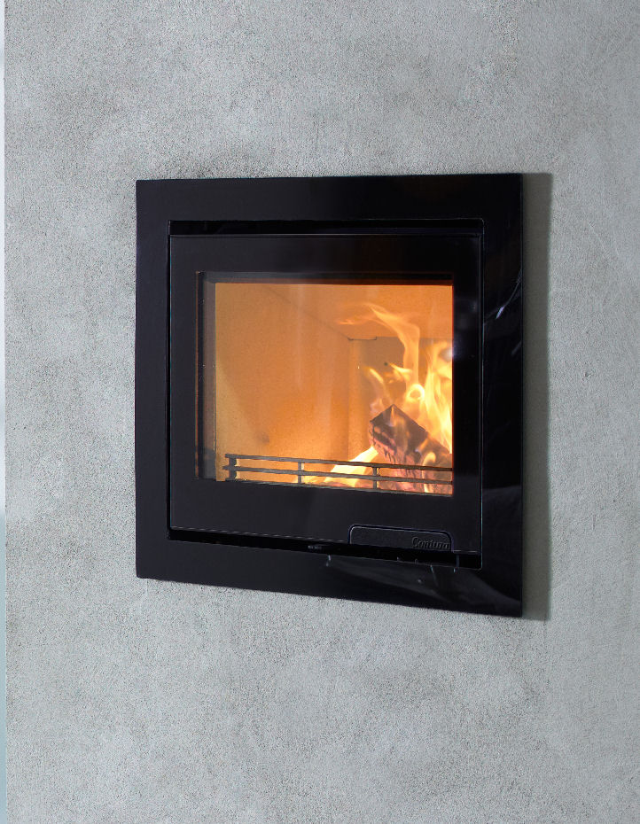 Technical Data For Contura I6 Wood Burning Stove