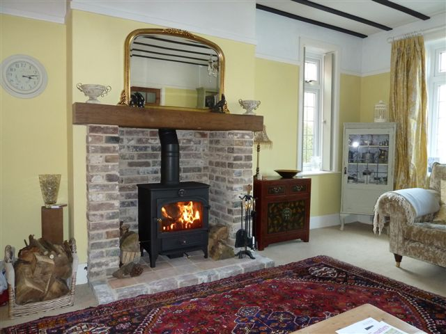 Technical Data For Clearview Vision 500 Multifuel Stove