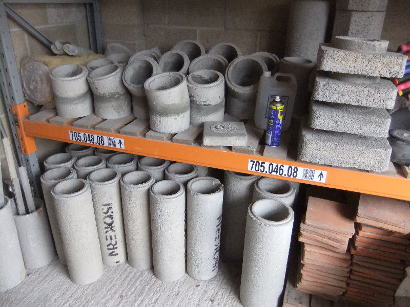 Isokern Pumice Flue Lining Materials For Sale