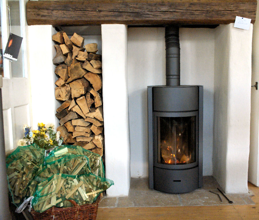 Stuv 30 wood burning stove - Photo Gallery Of Our New Forest Wood Burning Stoves