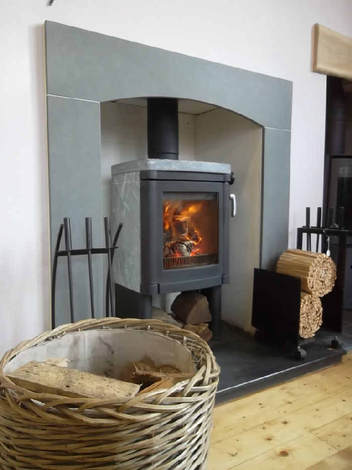 News Of The Refurbishment Of The New Forest Wood Burning
