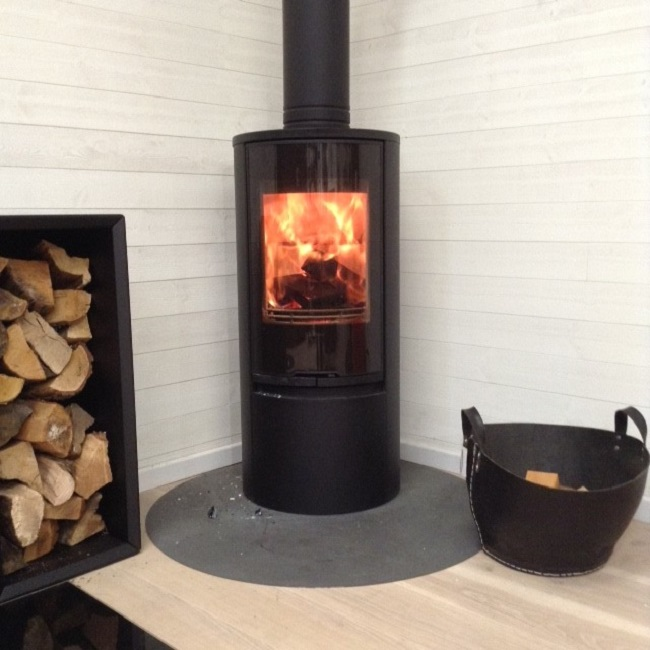 Choosing a suitable stove in conjunction with a twinwall
