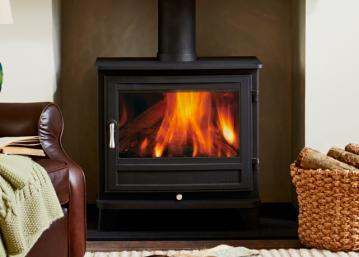 Chesney's Salisbury 12 wood burning stove
