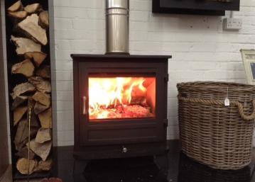 Chesney's Salisbury 8-series 6kW woodburner